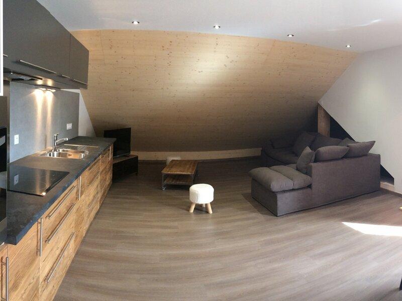 5/6 personnes 60m² 1er étage Sud, location de vacances à Les Bottières