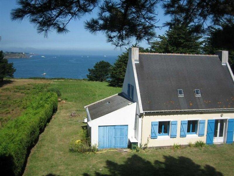 Maison de 4 chambres avec vue sur mer et un jardin non clos à 50 M de de la, holiday rental in Le Palais