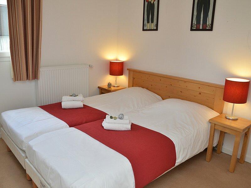 appartement agreable et bien équipé, holiday rental in Flaine