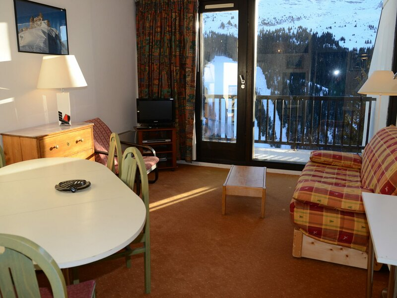 appartement spacieux et bien situé, holiday rental in Flaine