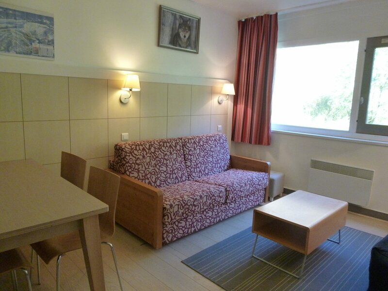 bel appartement au pied des pistes, holiday rental in Flaine