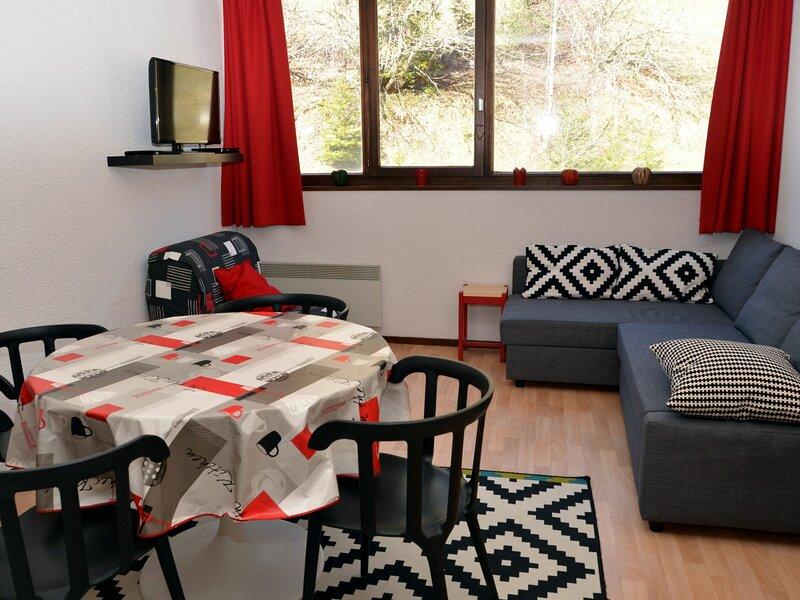 studio bien équipé proche des pistes, holiday rental in Flaine