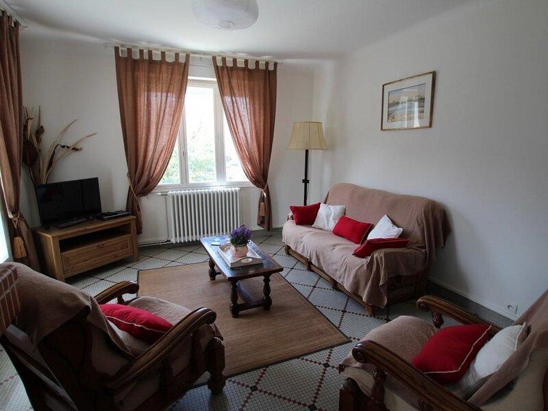En bordure des Sables d'Olonne : Partie de maison indépendante classée 3 Épis, holiday rental in L'Ile-d'Olonne
