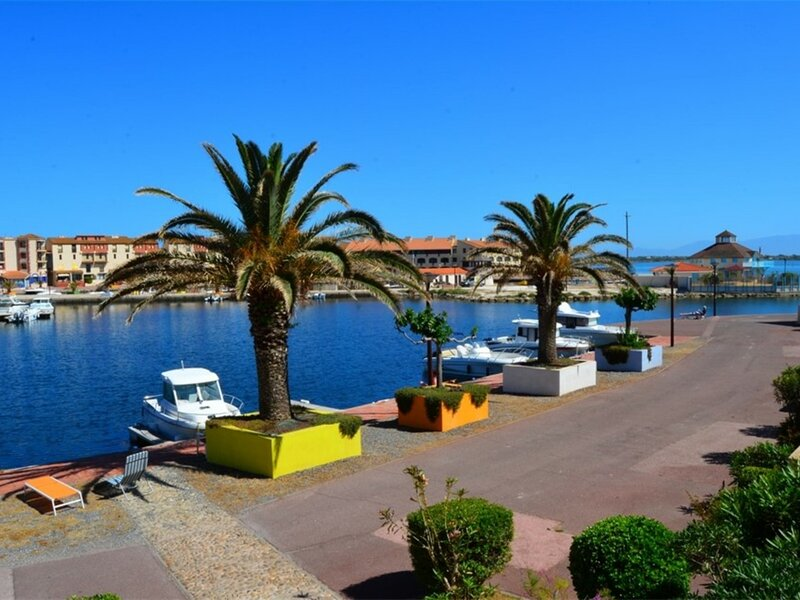 T3 VIP  - 139 Palmyra - Cap coudalère - Barcares, holiday rental in Salses-Le-Chateau