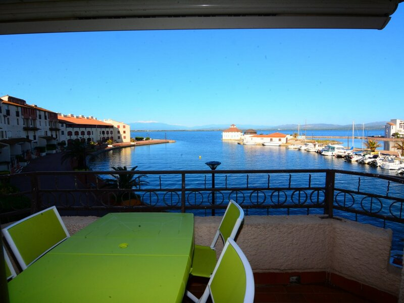 Appartement T2 - 101 Rue sombréro - Cap coudalère - Barcares, holiday rental in Salses-Le-Chateau