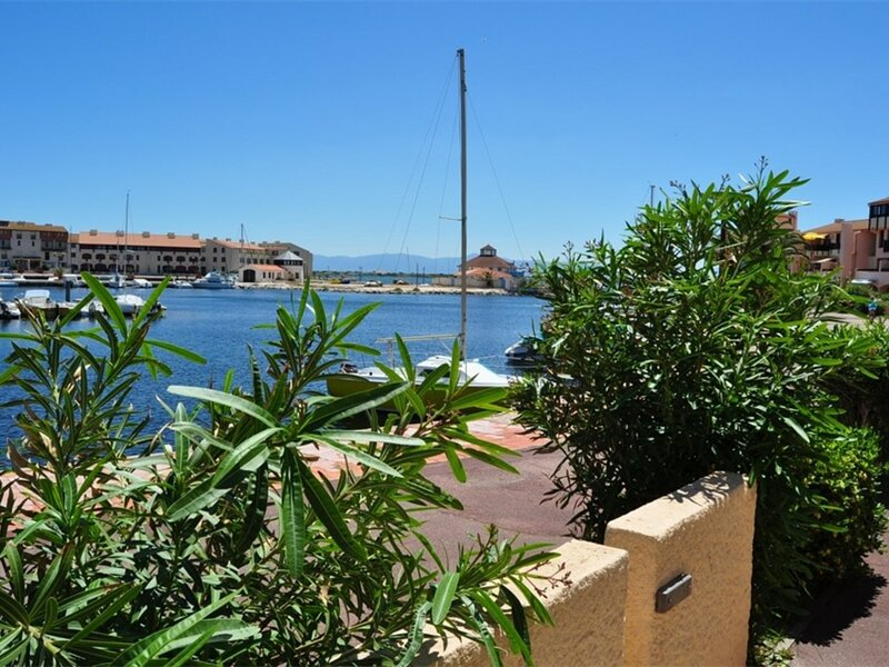 T2 VIP - 029 PALMYRA - Cap coudalère - Barcares, holiday rental in Salses-Le-Chateau