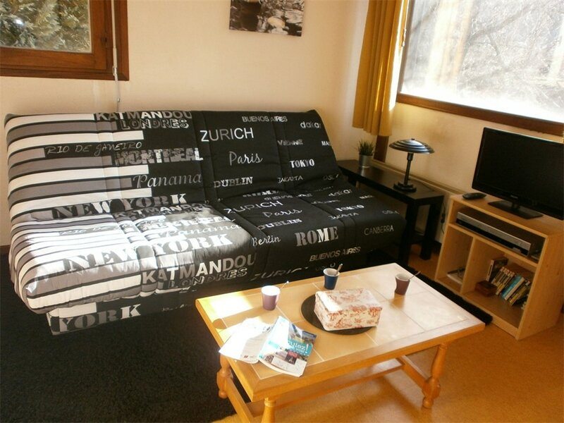 T2 4 pers 4 couchages ST LARY SOULAN, holiday rental in Vignec