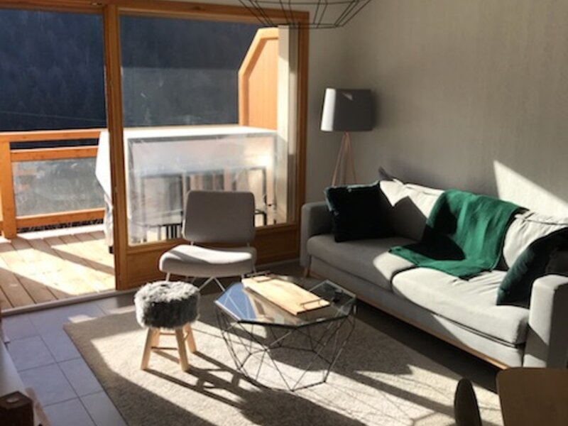 Ambiance 5 personnes, holiday rental in Saint-Jean-de-Sixt