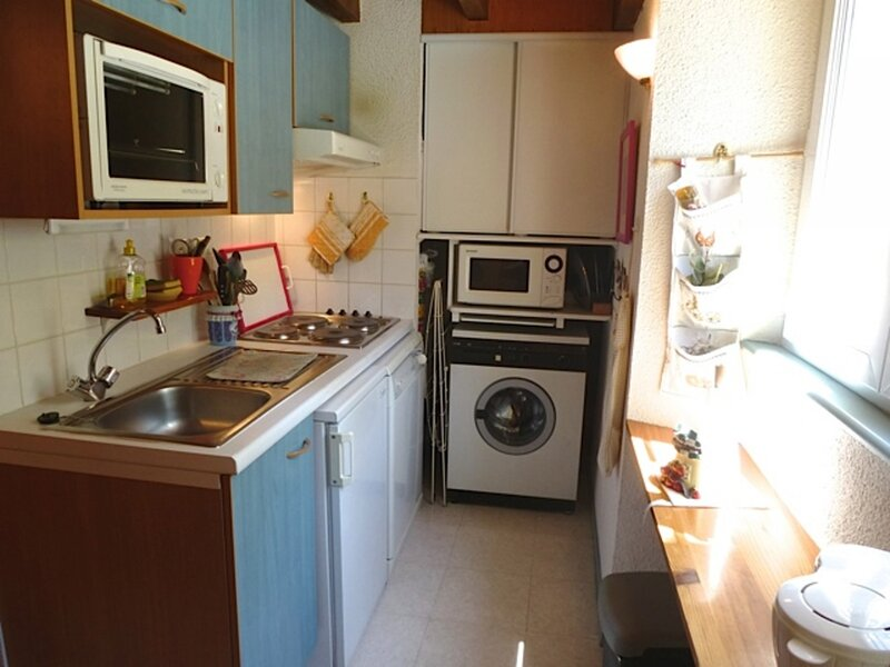 BEAU DUPLEX A BAREGES AVEC BALCON EXPOSE SUD, 5/6 COUCHAGES, holiday rental in Sers