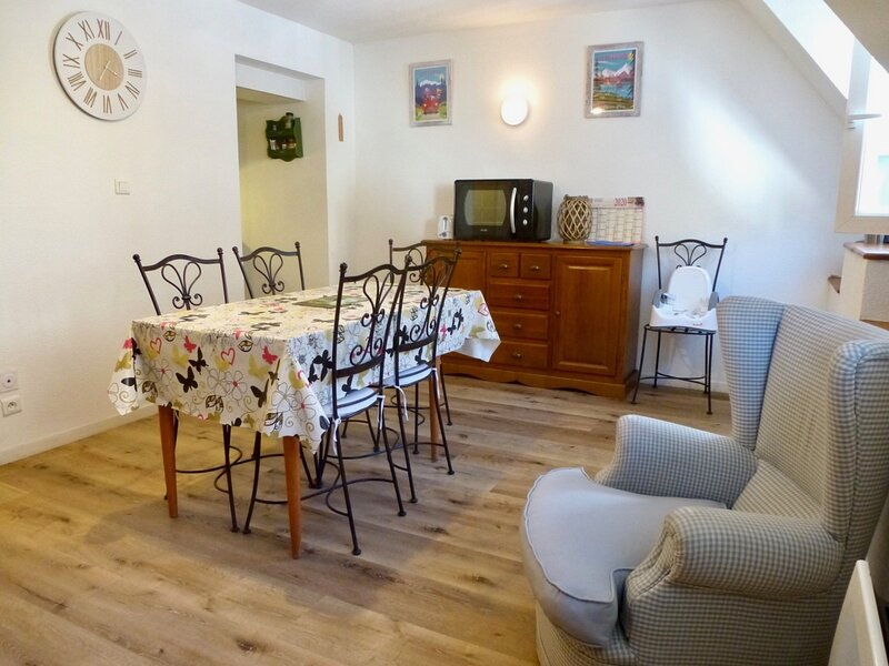 APPARTEMENT CENTRE BAREGES, 2 CHAMBRES, 6 COUCHAGES, WIFI, vacation rental in Bareges