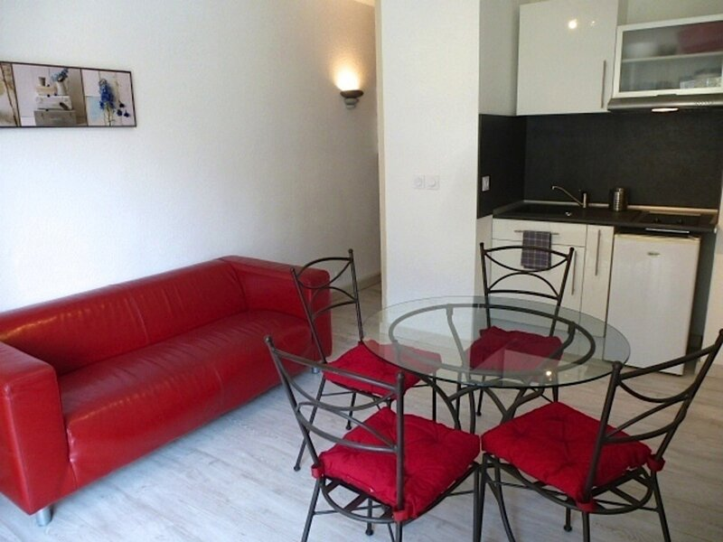 STUDIO REFAIT A NEUF AVEC PARKING COUVERT, holiday rental in Sers