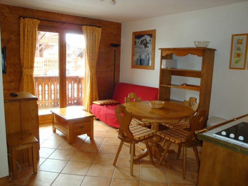 Style montagne dans belle résidence, location de vacances à Pralognan-la-Vanoise