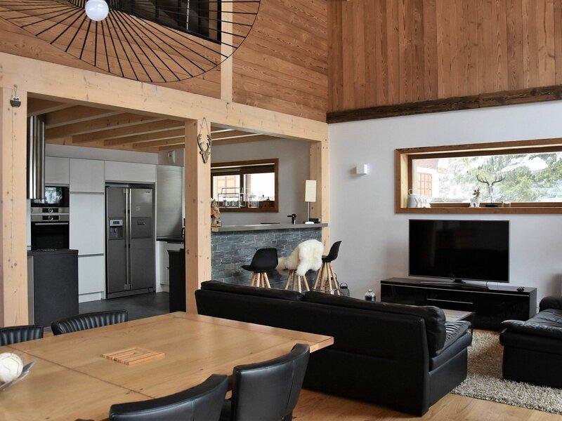 Très beau chalet récent - Intérieur chaleureux et moderne, location de vacances à Pralognan-la-Vanoise