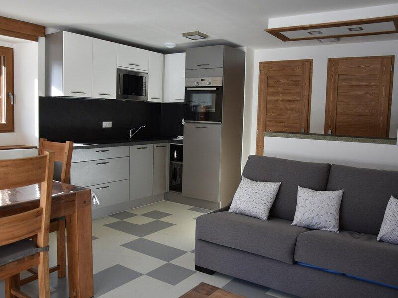 Beau 2 pièces - état neuf - dans chalet, holiday rental in Pralognan-la-Vanoise