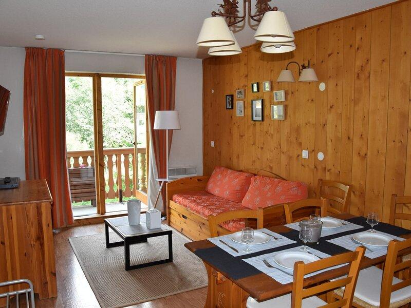 Proche du centre et des commerces, location de vacances à Pralognan-la-Vanoise