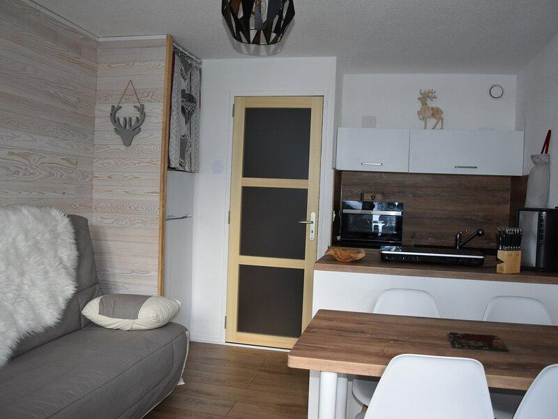 Joli studio - Proximité du centre, holiday rental in Pralognan-la-Vanoise