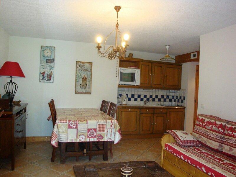 Chaleureux - proche de tout, casa vacanza a Pralognan-la-Vanoise
