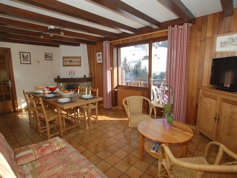 Bachal n° 3, location de vacances à Le Petit-Bornand-les-Glières