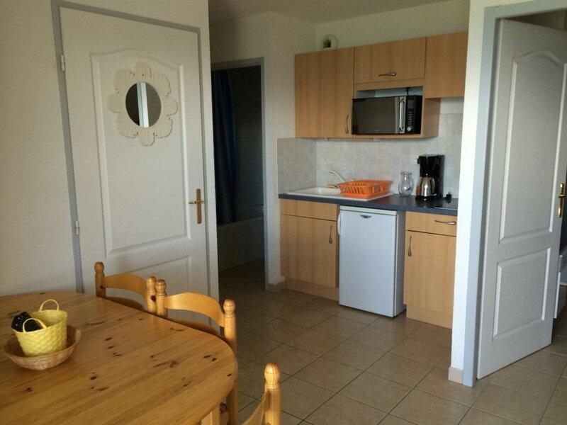 appartement 6 personnes Gardette Réallon A13, holiday rental in Savines-le-Lac