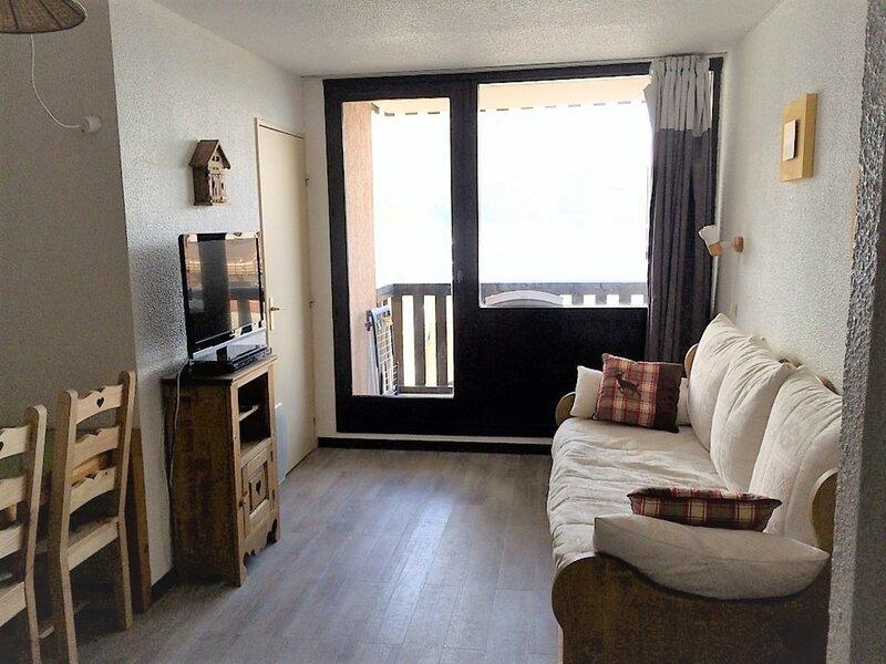 Appartement 4 personnes pied des pistes 127R le Relais Réallon, alquiler de vacaciones en Reallon