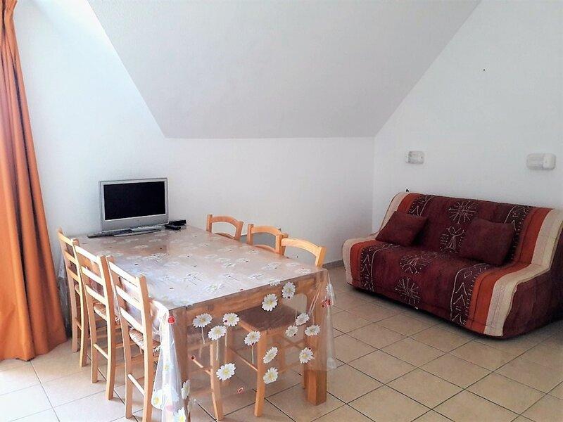 Appartement 6 personnes en duplex spacieux Gardette B41 Réallon, alquiler de vacaciones en Reallon