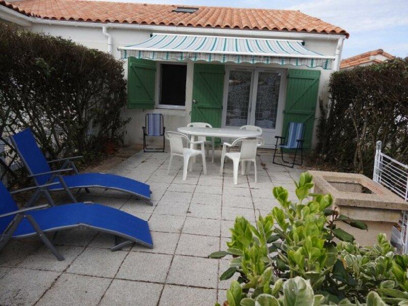 MAISONNETTE PROCHE PLAGE, location de vacances à La Tranche sur Mer