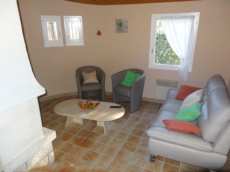 AGREABLE VILLA  DANS LES AMOURETTES !, vacation rental in L'Aiguillon-sur-Mer