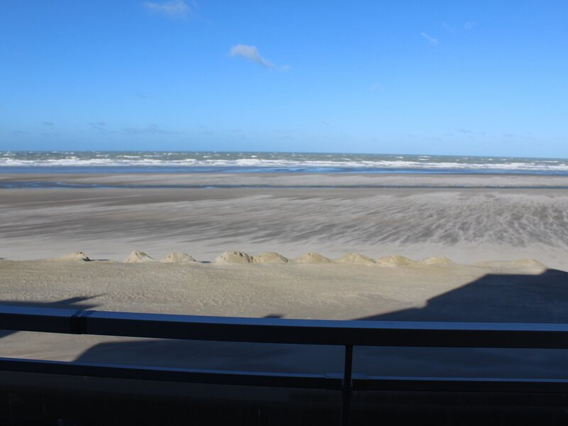 FORT MAHON PLAGE : Front de mer ... digue, vacation rental in Fort-Mahon-Plage