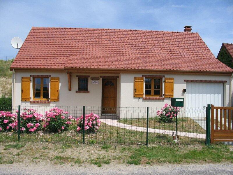 FORT MAHON PLAGE : Villa dans quartier résidentiel, agréable moment en famille, vacation rental in Fort-Mahon-Plage