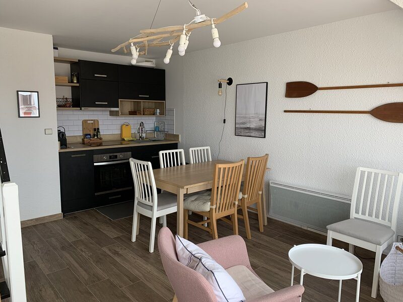 FORT-MAHON-PLAGE : vue mer, vacation rental in Fort-Mahon-Plage