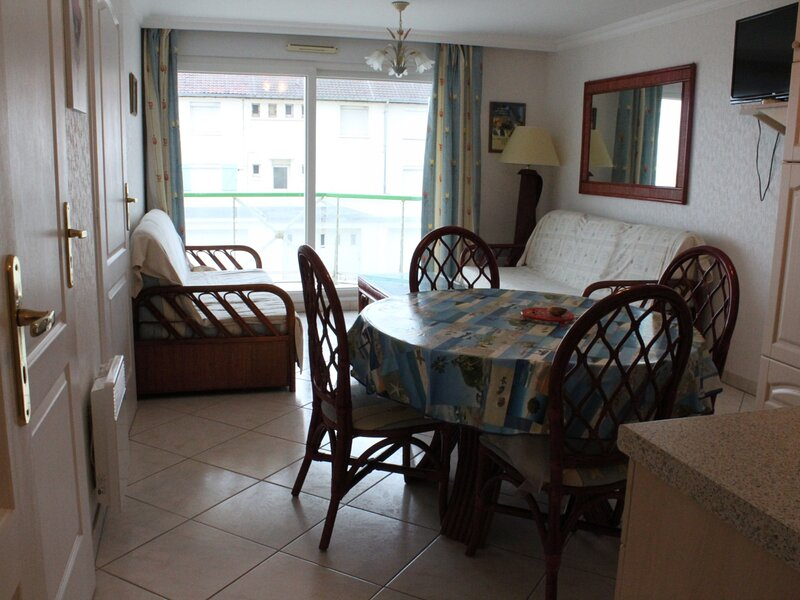 FORT-MAHON-PLAGE: Vue mer, vacation rental in Fort-Mahon-Plage