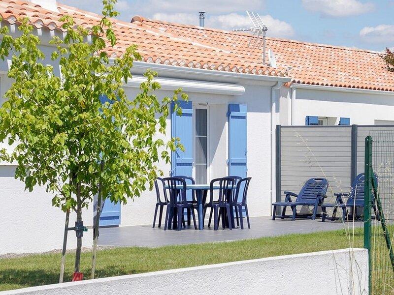 Maison spacieuse et tout confort, holiday rental in Jard-sur-Mer