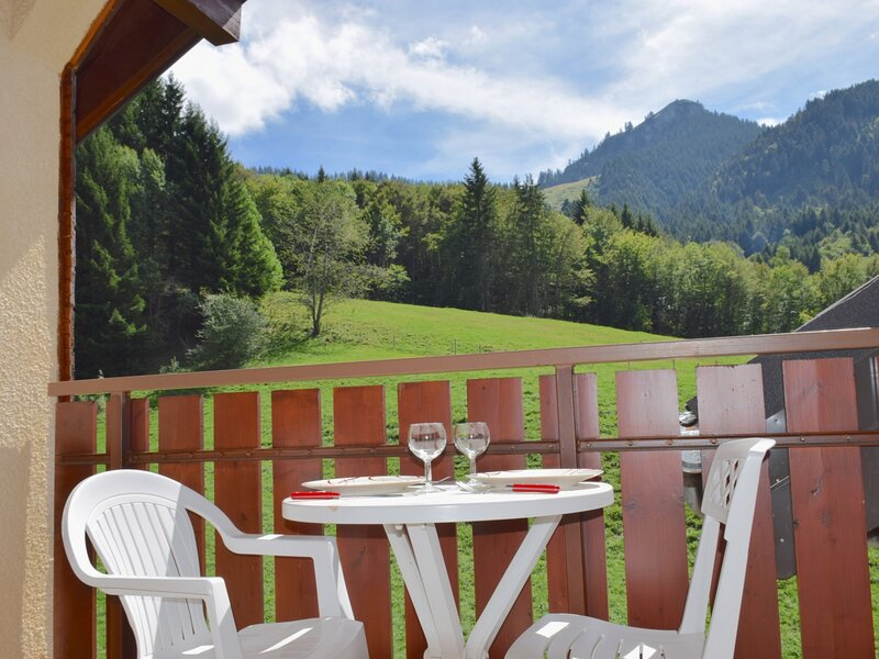 Appartement 2 pièces duplex BELLE NEIGE à Bernex, holiday rental in Vacheresse