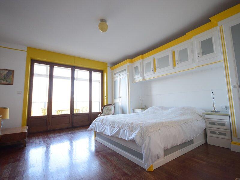 Bel appartement au centre d'Evian avec belle vue sur le Lac Léman, holiday rental in Saint-Paul-en-Chablais