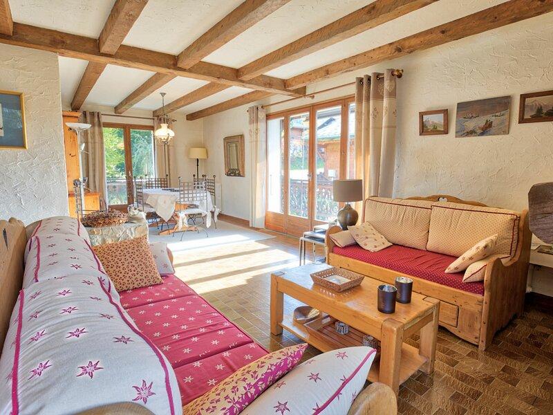 AU PIED DES PISTES, VUE MONTAGNES, holiday rental in Saint-Nicolas-la-Chapelle