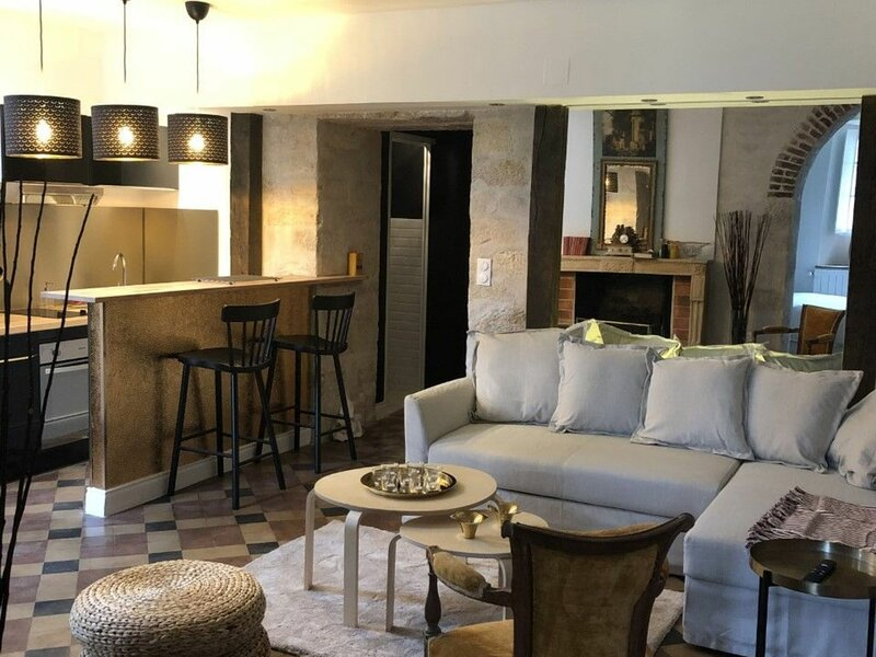 Le Vauvert, holiday rental in Morogues