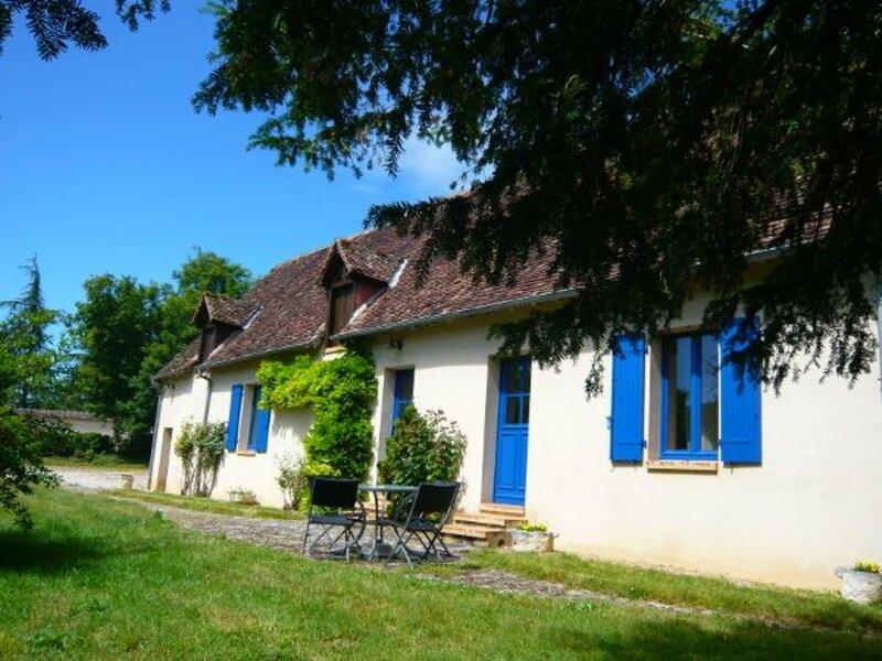 Gîte de l'Enclos, holiday rental in Bannay