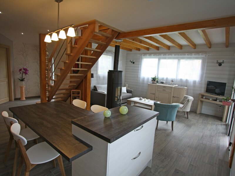 Le Poulailler, holiday rental in Mirecourt