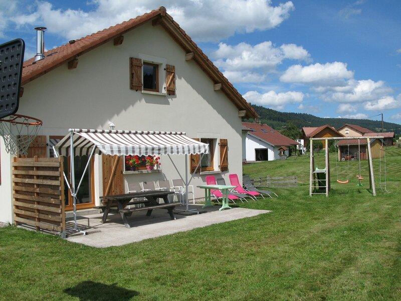 Chez Toinette, location de vacances à Remiremont