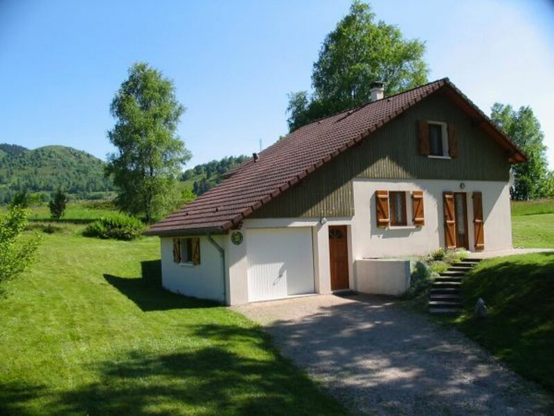 Chalet 'le seu', vacation rental in Le Thillot
