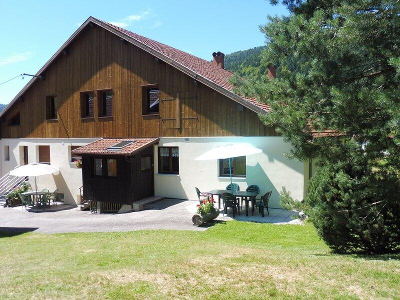 Gîte La Linaigrette, holiday rental in Wildenstein