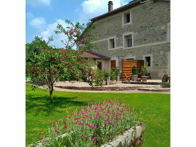 'Chez le Maurice 2', holiday rental in Rugney