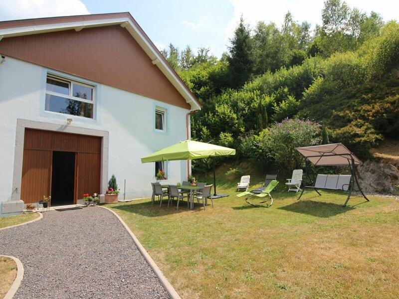 Prespré, holiday rental in Liezey