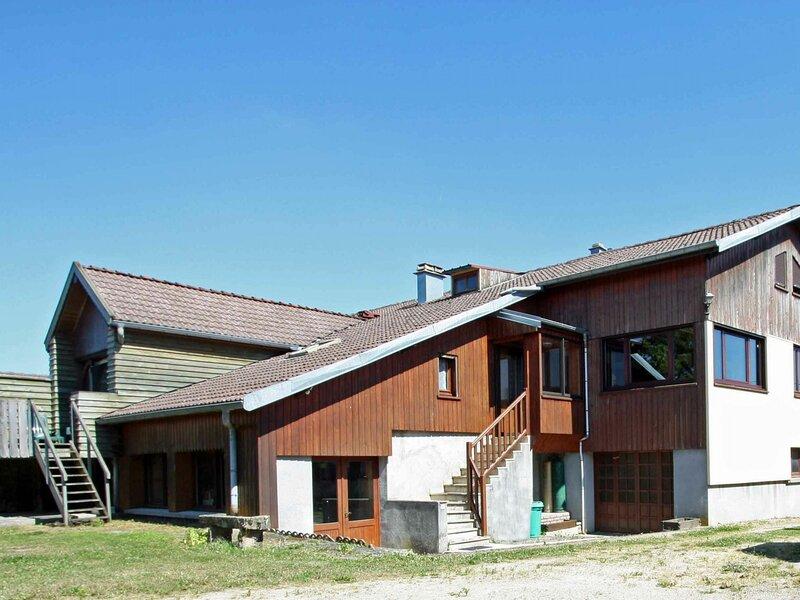 Gîte à PIERREFITTE, holiday rental in Mirecourt