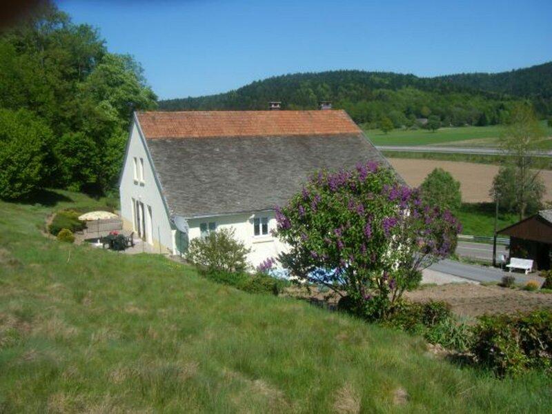 Gîte d'Olichamp, holiday rental in Girmont Val d'Ajol