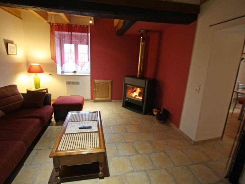 Gîte à Vaubexy, holiday rental in Rugney