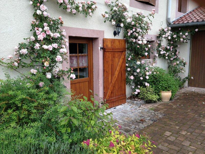 Le Gîte des Grands Clos :https://********************, location de vacances à Remiremont