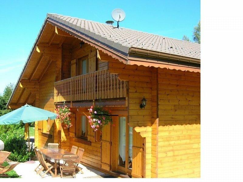 CHALET LE PARADIS, location de vacances à Remiremont