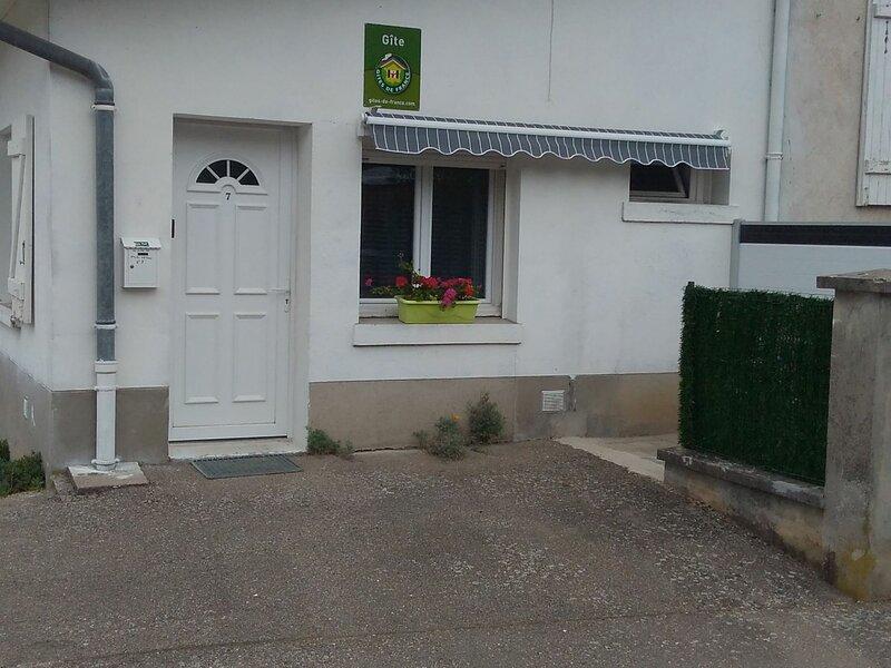 Gîte la Girolle, holiday rental in Mirecourt