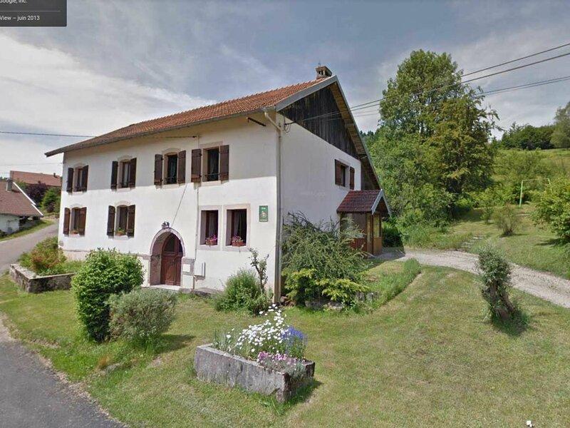 Gîte d'Hazintrait MELEZE, location de vacances à Remiremont
